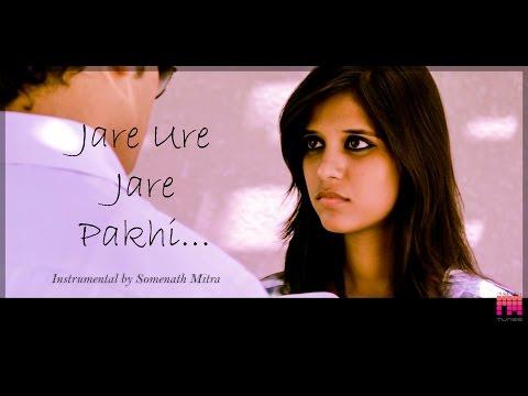 Ja Re Jare Ure Jare Pakhi (Instrumental) | Indranil M Tunes fr. Somenath Mitra