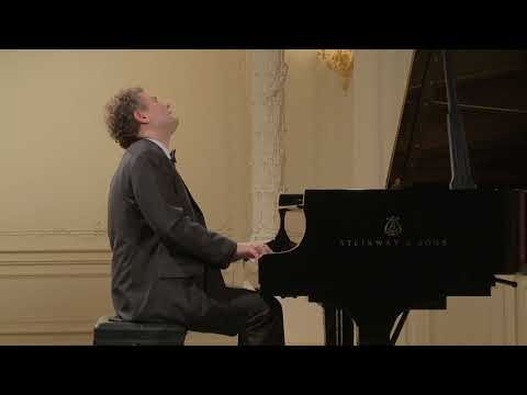 Yury Favorin (piano) English Hall of St. Petersburg Music House 2017-11-22 Part 1