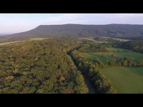 Drone Flight Shenandoah Valley