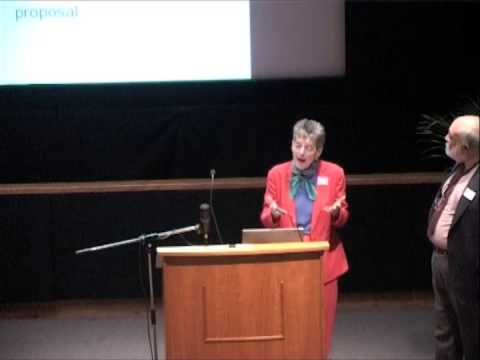 Sherborn Symposium: Daphne Fautin & Miguel Alonso-Zarazaga