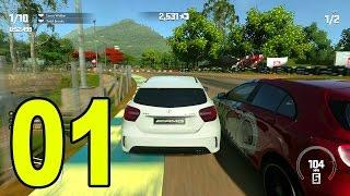 Drive Club - Part 1 - Mercedes-Benz A45 AMG (Playstation 4 Let