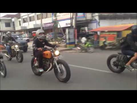 ride and grill cafe racer palembang