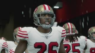 "Madden 20 ""49ers vs Redskins"" Franchise WK9 YR2"