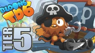 MONKEY BUCCANEER ◾️ TIER 5 ◾️ PIRATE LORD | Bloons TD6 PL