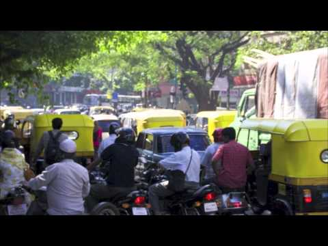 Solving Air Pollution in India