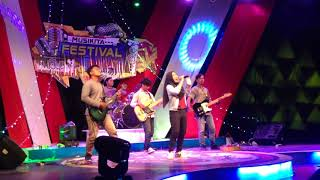 Live @TVRI Napoleon Band (Covering, KAMU - One Concept) UKM Band Unmul