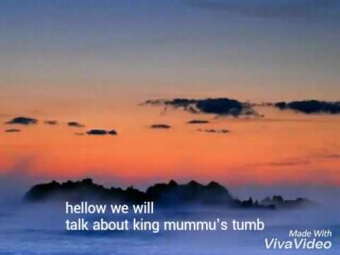 The most beautiful tum king munmu's tumb