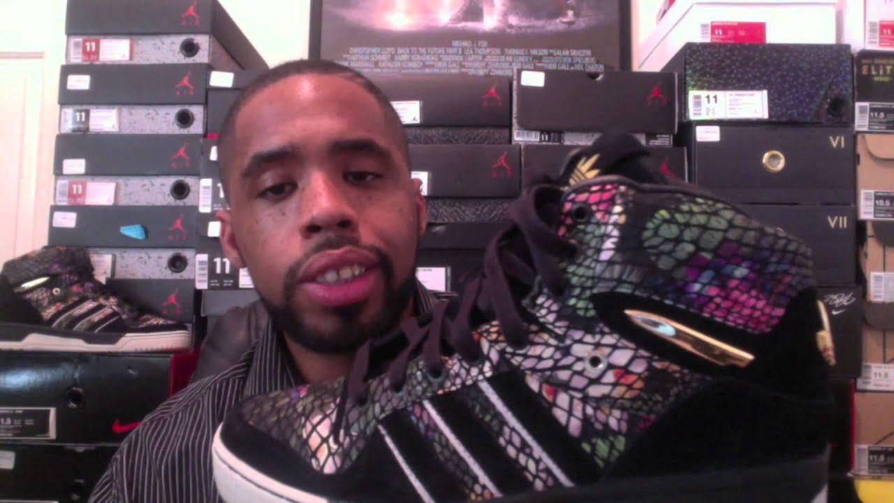 best website a333d 31847 Adidas X Big Sean Attitude Hi Review + On Feet
