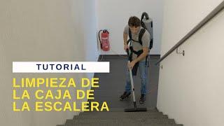 ESP No2 Limpieza de la caja de la escalera
