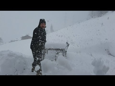 05.01.2019 Live Einstieg, Schnee Event (Tag 4/ Teil 2), Mittersill (AT)
