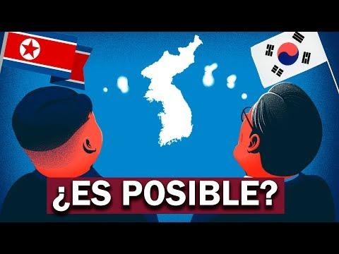 ¿Qué pasaría si Corea del Norte y Sur se re-unifican?