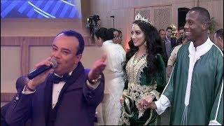 Le360.ma •Les invités VIP du mariage de Hamza Mendyl