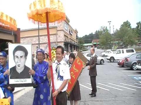 Lễ Tưởng Niệm Tướng Quân Trương Định