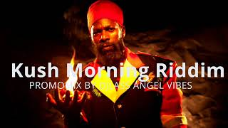 Kush Morning Riddim Mix (Full) Feat. Peter Morgan, JahVinci, Capleton, (Feb. Refix 2018)