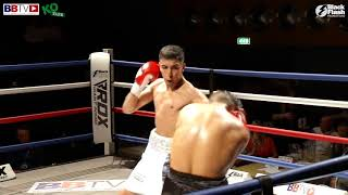 SHABAZ MASOUD VS JOHNSON TELLEZ - BBTV - BLACK FLASH PROMOTIONS