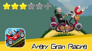 Angry Gran Racing - AceViral.com - Walkthrough Super Classic Game Recommend index three stars