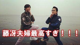 同投稿で比嘉は、「『劇場版コード・ブルー』日本縦断ツアー 1日目無事...