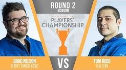 SCGPC - Modern - Round 2 - Tom Ross vs Brad Nelson