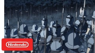 Fire Emblem Echoes: Shadows of Valentia - Two Armies