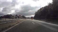 Autobahnkreuz Feuchtwangen A6 (A7)