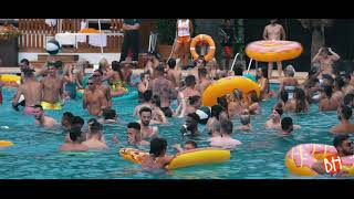 Tom Zanetti 12th August 2018 Pool Party