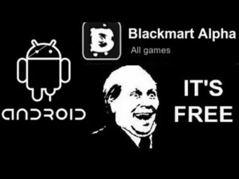How To Download Android Paid Apps (Black Market)