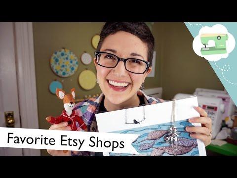 Favorite Etsy Shops 2015