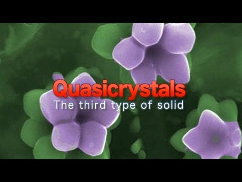 [ScienceNews2014]Quasicrystals: A third type of solid