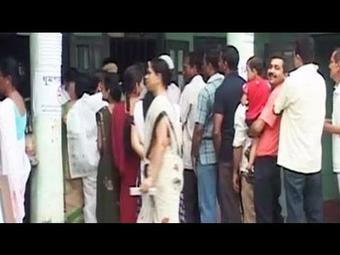 India votes in first of nine-phase Lok Sabha election