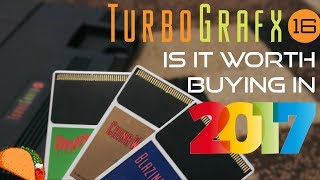 Should You Buy a Turbografx-16 in 2017? | Turbografx-16 Buying Guide