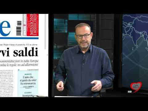 I giornali in edicola - la rassegna stampa 22/12/2020
