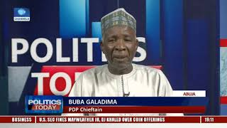 PDP Says It Won't Engage In Smear Campaign Pt.1 |Politics Today|