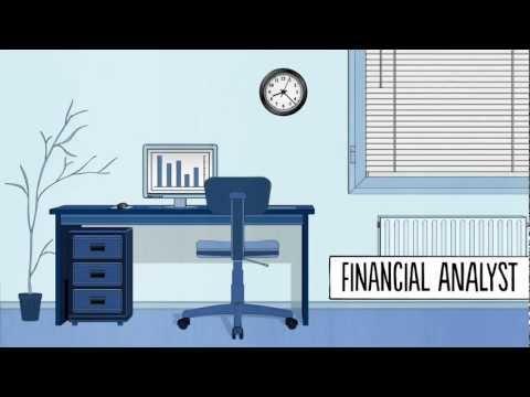 In-Demand Job: Financial Analyst