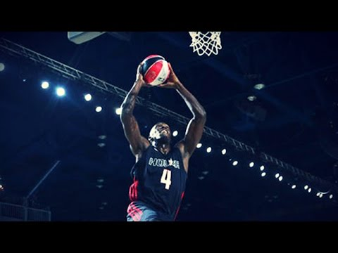 NBA: Top 5 Celebrity All Star Dunks