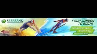 """Animación de publicidad para el banco """"Sberbank"""""""