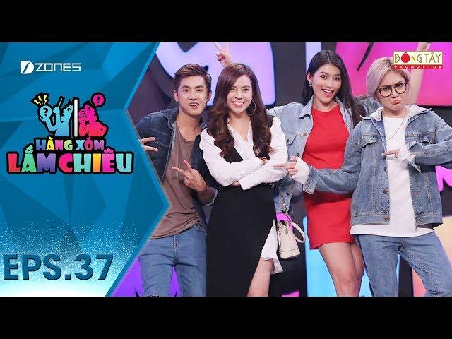 Hàng Xóm Lắm Chiêu Mùa 4   Tập 37 Full: Vicky Nhung, Quỳnh Châu, Ngọc Ánh, Ngô Kinh Lâm (20/04/2018)
