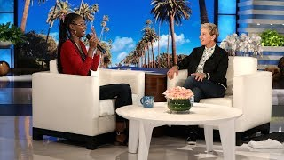 Ellen Gives New U.S. Citizen Diana Aquino Another Huge Surprise