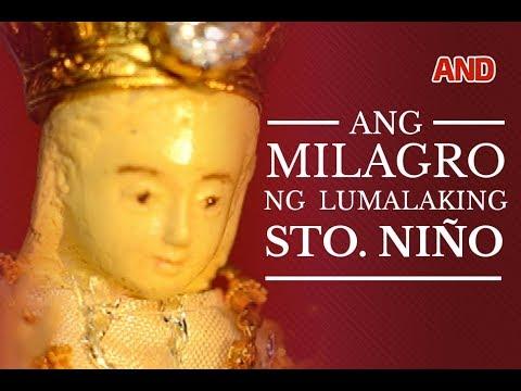 Ang milagro ng imahen ng Sto. Niño