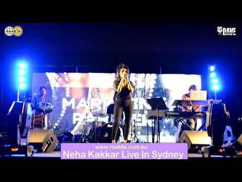 Neha kakkar || Sonu Kakkar || Toni Kakkar - Live IN Sydney