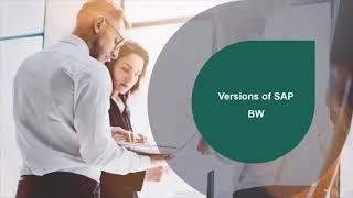 SAP BPC 11, Version for BW/ 4HANA