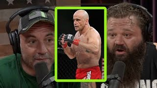 Bas Rutten Was An Animal! | Joe Rogan and Robert Oberst