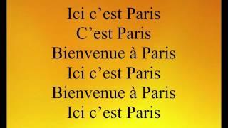 Vitaa - Bienvenue à Paris (Video Lyrics)