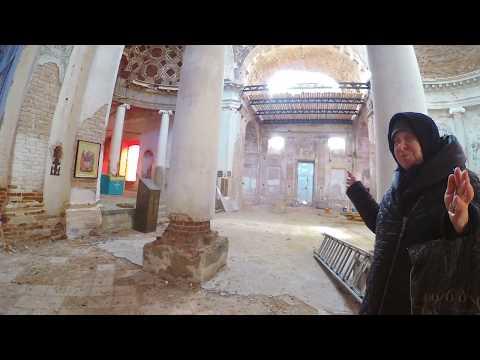 Храм Пятино. Инза. Ульяновская область