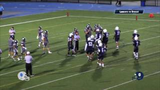 LHS Football vs Dracut 2016