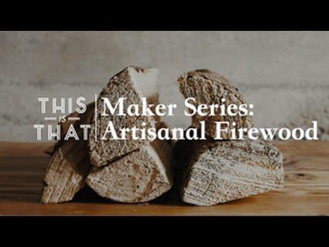 Maker Series: Artisanal Firewood | CBC Radio