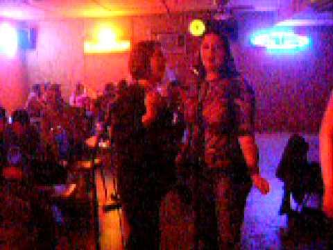 Karaoke @ Adolf's with Brit Ginn
