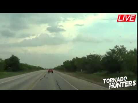 Chasing NW Texas May 8, 2015
