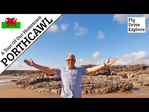 Porthcawl, South Wales - A Tour Of Our Hometown