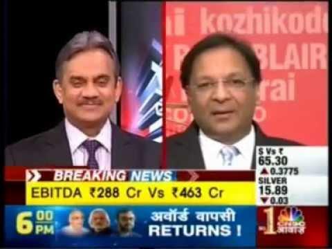CNBC Awaaz Khas Mulakat with Mr Ajay Singh CMD, Spicejet