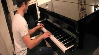 Cypress Hill - Tequila Sunrise Piano